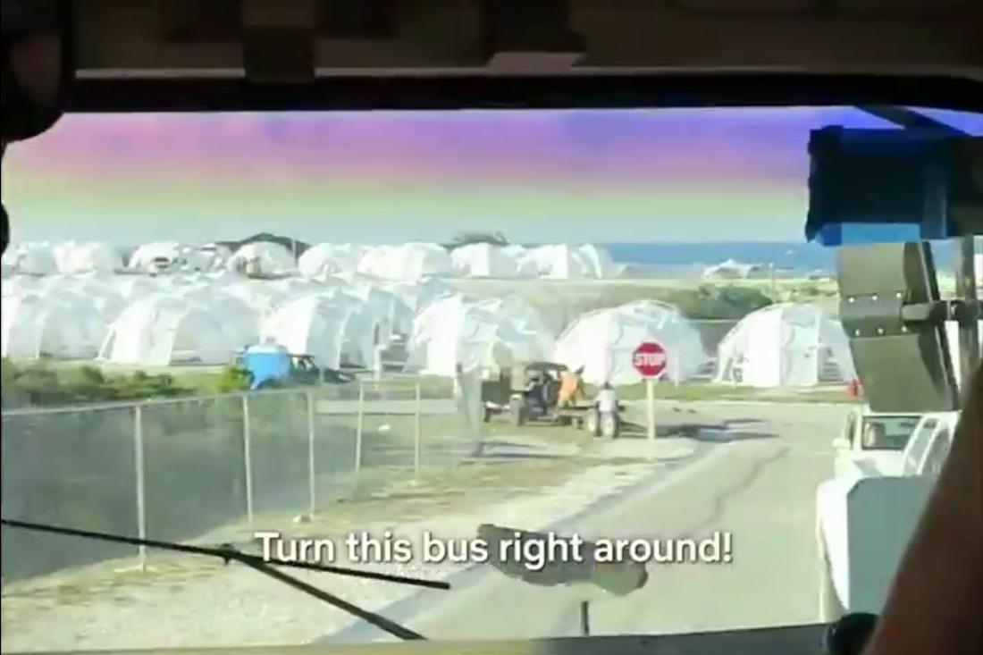 fyre tents